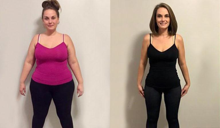 Jennie's Weight Loss Transformation