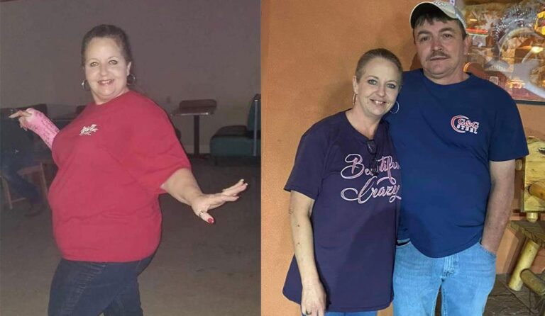 Joe's weight loss transformation